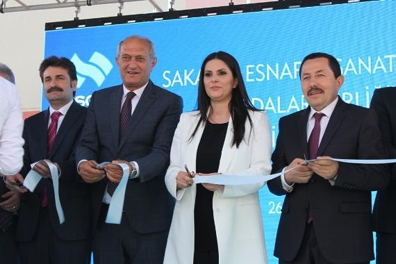 SESOB Mesleki Sınav Merkezi'nin Açılışı Yapıldı