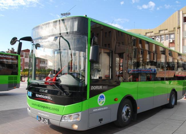 Şehir İçi Toplu Taşıma Otobüs Şoförü